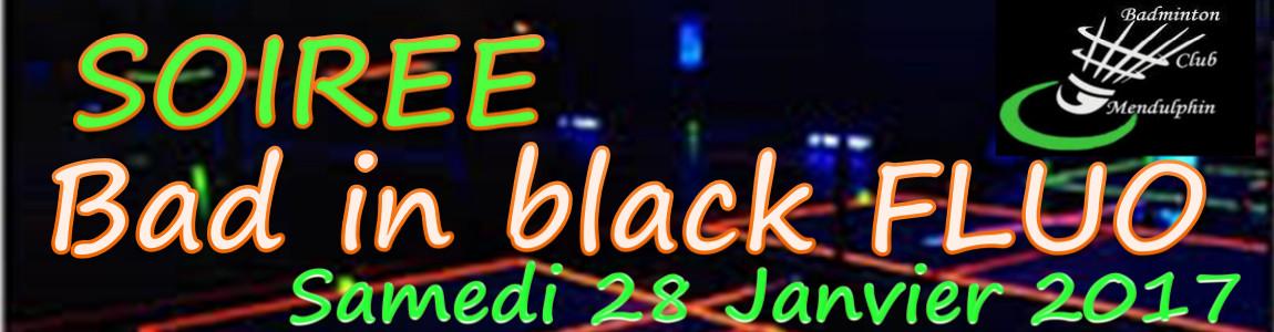 BAD in BLACK